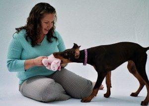 reward dog training